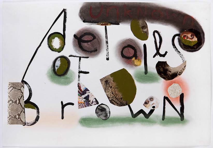 Vera de Groot details of brown
